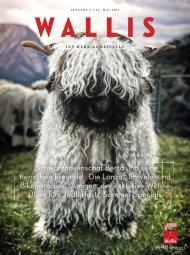 WALLIS Magazine- Sommer2017