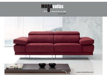 Catálogo Morasofás.