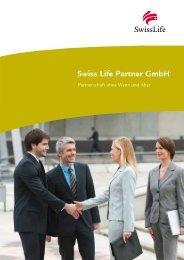 Prospekt Swiss Life Partner GmbH