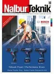 Nalbur Teknik Dergisi  Mayıs 2017 Sayısı