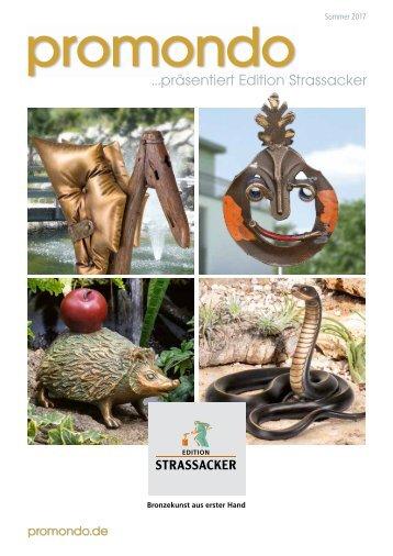 promondo präsentiert Edition Strassacker 2017