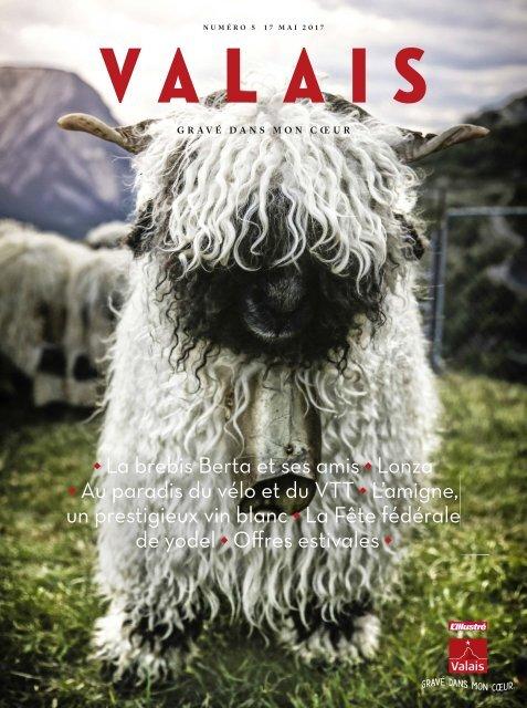 VALAIS magazine - Eté 2017