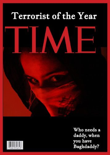 Copy of Time Magazine Cover Template