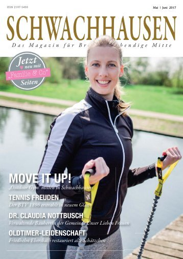 SCHWACHHAUSEN Magazin   Mai-Juni 2017