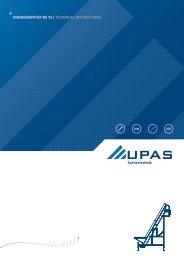 tech. data sheet - UPAS GmbH