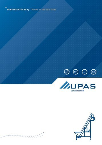 tech. data sheet - UPAS GmbH