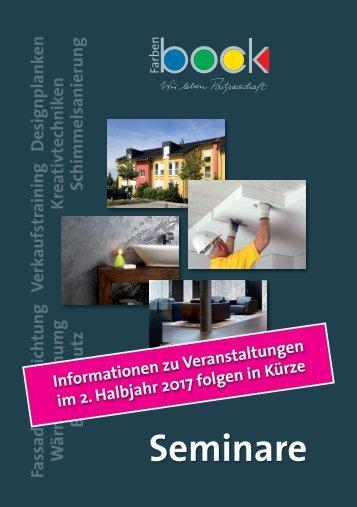 Infos Seminare 2.Hj 2017