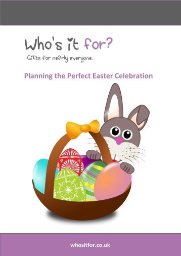 Planning the Perfect Easter Celebration