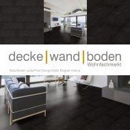 dwb Produktinformation LederFloor Eleganz mocca L701