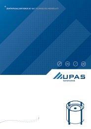 Techn. Merkblatt - UPAS GmbH