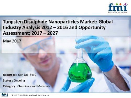 Tungsten Disulphide Nanoparticles Market
