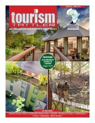 Tourism Tattler May 2017 Edition