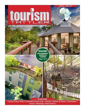 Tourism Tattler May 2017 Edition