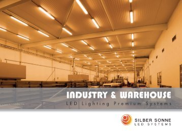 Industry & warehouse Lighting