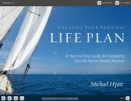 Creating-Your-Personal-Life-Plan