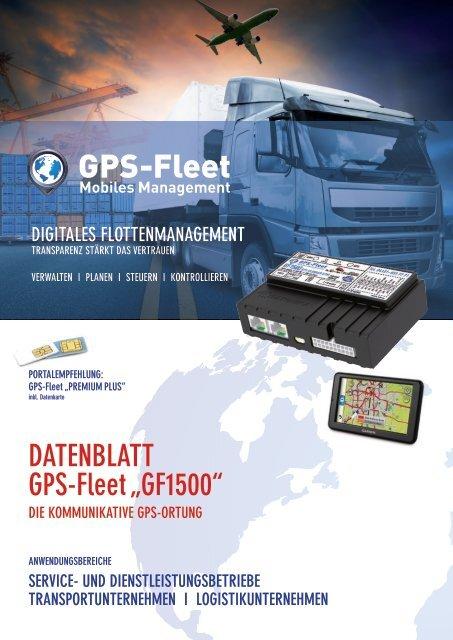 Datenblatt GF1500