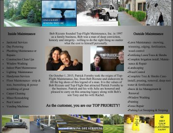 top flight brochure-InsidePRINT