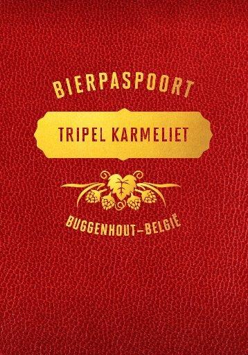 Paspoort Karmeliet NL