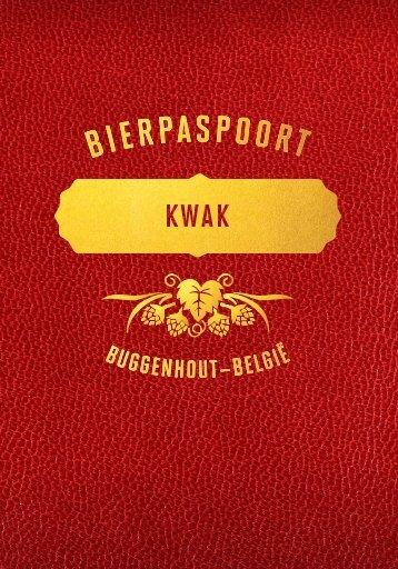 Paspoort Kwak NL