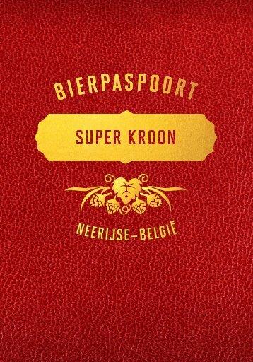Paspoort Super Kroon NL