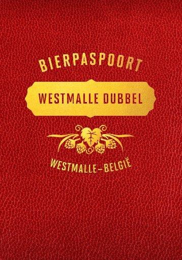 Paspoort Westmalle Dubbel NL