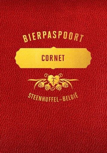 Paspoort Cornet NL