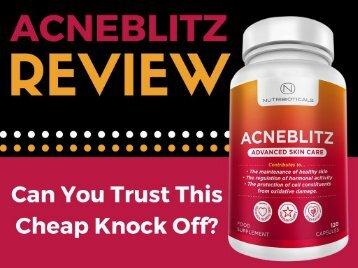 Acneblitz tablets