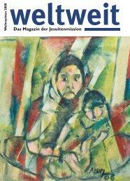 Weihnachten 2008 Weltweit - Jesuitenmission