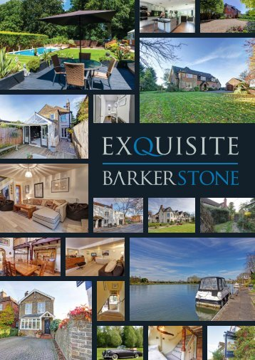 EXQUISITE by Barker Stone