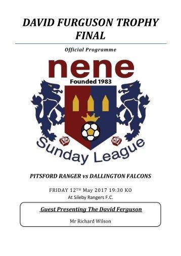 David Ferguson Cup