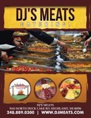 DJ Meats Catering