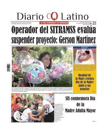 edición 10 de Mayo de 2017