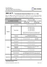 technisches produktdatenblatt xr ay t080 allgemeine angaben xr ay ...