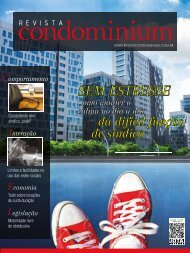 Abril/2017 - Revista Condominium 10