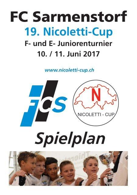 19. Nicoletti-Cup 2017