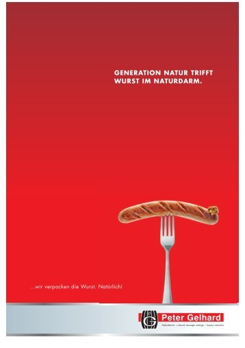Peter Gelhard - Generation_Natur_Broschüre