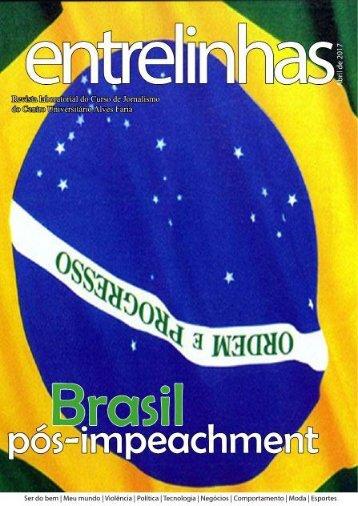 Revista Entrelinhas - Abril 2017