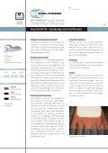 flexCOLOR-Pb – beständig und hochflexibel - Röhr + Stolberg GmbH - Seite 2