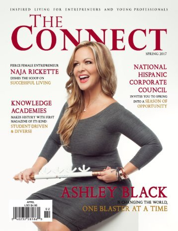 The Connect Magazine_Spring 2017