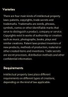 What Are Intellectual Property Laws - Page 2