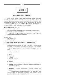 Abdênago Lisboa Júnior e Outros - Métodos De Estudos Bíblicos 6e7