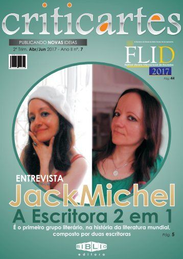 Revista CriticArtes 7 Ed