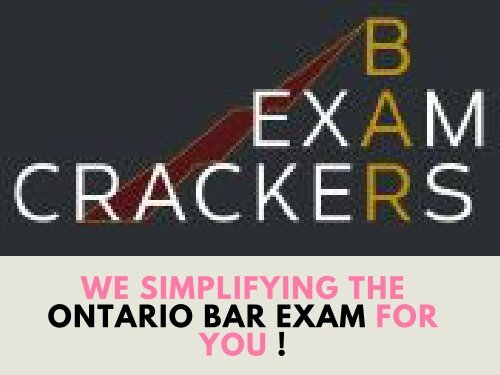 Bar Exam Practice Questions and Summaries