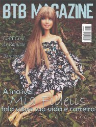 BTB Magazine / Edição n° 1 - Março/2017 - Mia Fidelis