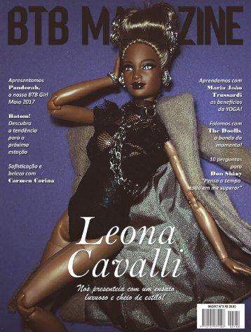 BTB Magazine / Edição n° 3 - Maio/2017 - Leona Cavalli