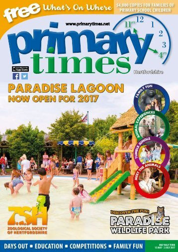 Primary Times Hertfordshire May 2017