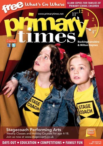 Primary Times Buckinghamshire - May 2017