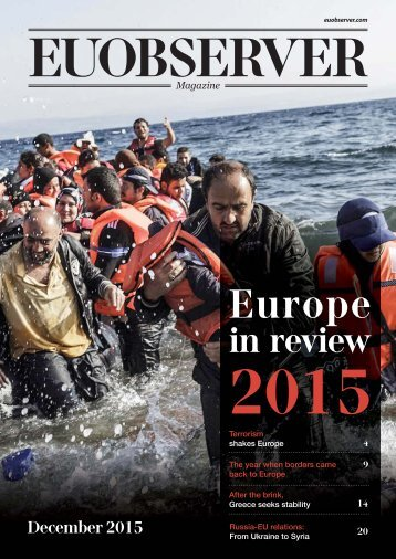 Europe in Review 2015