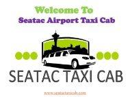 SeaTac Airport Taxi | SeaTac Taxi Cab