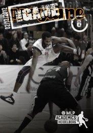 The Game Magazin 06, (29.11.2012) - USC Heidelberg